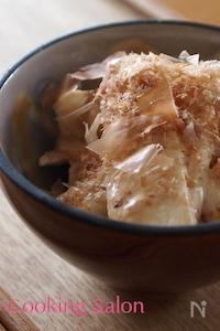 長芋のおかかマヨネーズ和え
