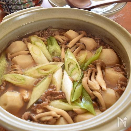 芋煮 ~東北名物ふるさとの味~