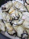 炙り牡蠣と生姜の炊き込み御飯