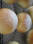ふわふわ丸パン