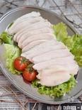 しっとりオイルのサラダチキン【作り置き】