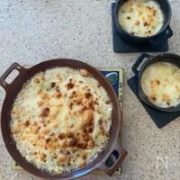 ⭐️ストウブで白菜の旨味アップのトロトロ白菜グラタン