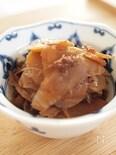 生姜のおかか佃煮