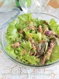 ホタルイカのシーザーサラダ