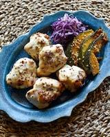 鶏むね肉の塩麹マヨ焼き【下味冷凍OK】