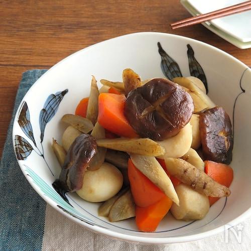 簡単和総菜◎あっさり美味しい♪野菜の煮物
