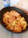 キャベツと豆腐の回鍋肉風