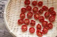 ピカーンと晴れたら天日干し!「ドライトマト」を手作りしてみよう