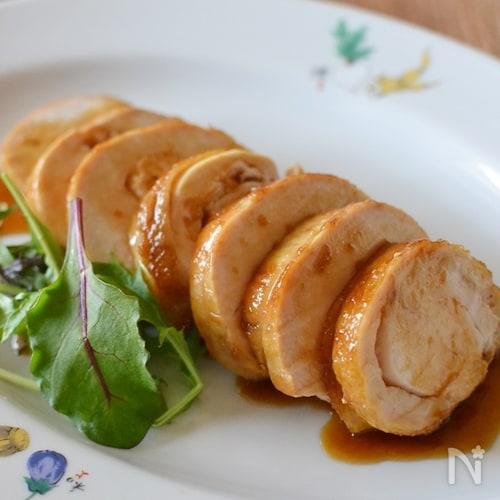 鶏むね肉のチャーシュー【冷凍・作り置き】