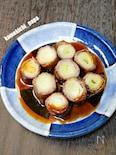 ご飯がススム「白ねぎの牛肉巻き焼き(すき焼き味)」