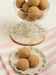 米粉を使ってグルテンフリー。きなこのホロホロクッキー