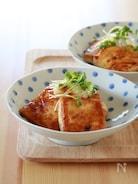 甘辛☆豆腐ステーキ