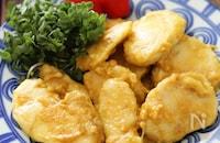 お肉柔らかトロっとチーズ♡鶏むね肉のカレーコク旨ソース