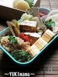 お弁当に~ツナと白ねぎのすき焼き風煮~