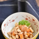竹輪と大豆のうま煮【冷凍・作り置き】