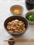 ふっくら大粒ごま納豆