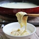 フライパンでできる 手作り湯葉