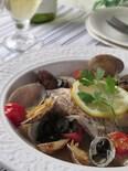 真鯛のアクアパッツァ