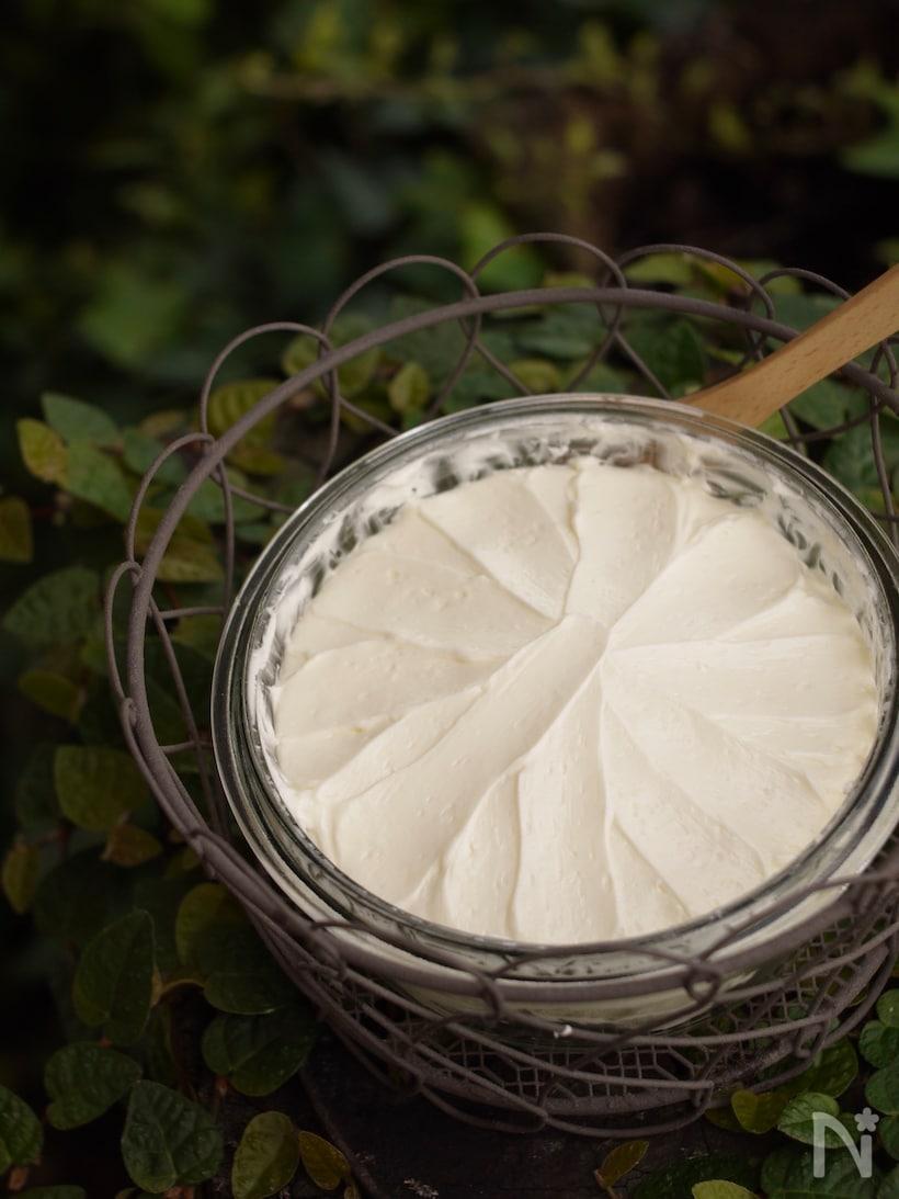 ポリ袋1枚で簡単!メレンゲの作り方・レシピをご紹介
