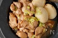 ご飯がすすむ「鶏の手羽とろ煮込み」