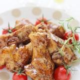 鶏手羽元のコーラ煮