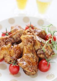『鶏手羽元のコーラ煮』