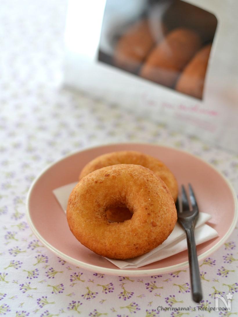 ヘルシーな「おからドーナツ」のレシピ12選!HMを使ったレシピも。の画像
