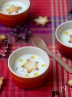 クリスマスに☆カブのポタージュスープ