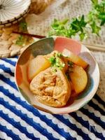『牡蠣だし醤油で』絶品♡がんもどきと大根の煮物