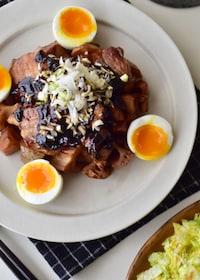 『もっと食べたい!根菜と豚バラ肉の甘味噌炒め。』