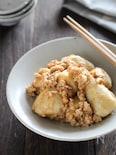 里芋のお手軽ごま味噌煮
