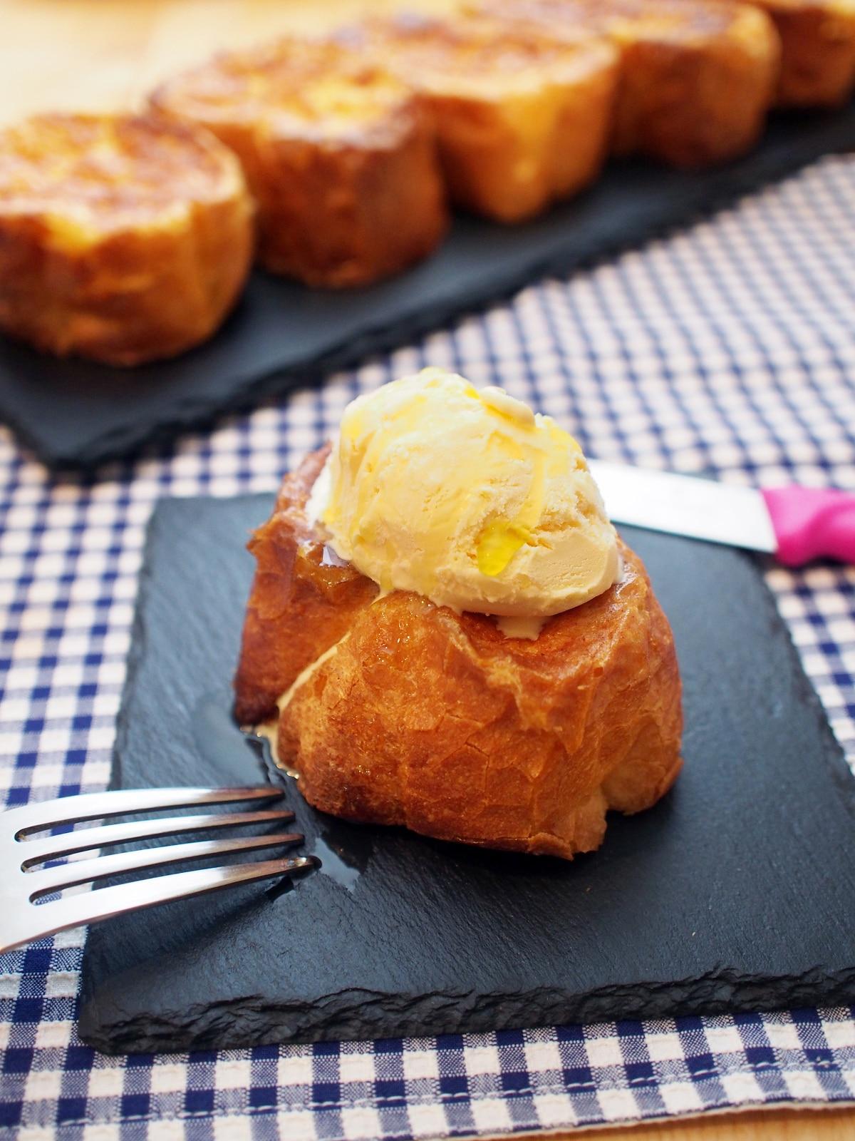 スペイン風フレンチトースト
