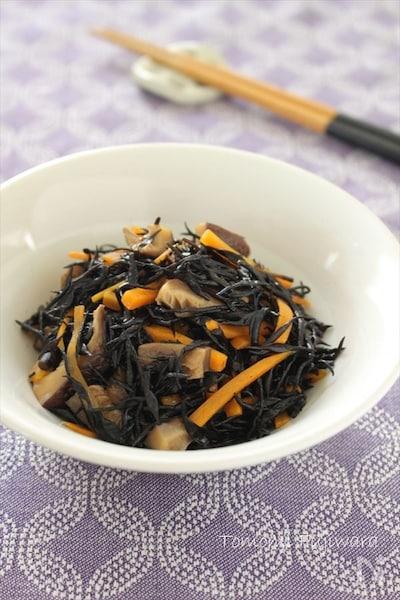 ひじき 煮 作り方