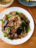 『なすと豚肉の生姜焼き風炒め』#簡単#お弁当#ご飯が進む