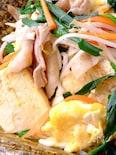 〈くらし薬膳〉豆腐チャンプルー