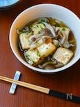 揚げない揚げ出し豆腐