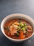 火鍋風豚汁