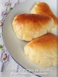 バナナメープルカスタードのクリームパン