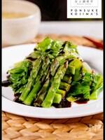 超簡単!美味!香港的名物油菜(ヤウチョイ)