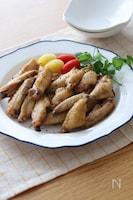 オーブン任せで最高❣️子供ら絶賛♡手羽中の中華風オーブン焼き