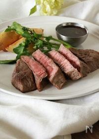 『【基本】ステーキの焼き方』
