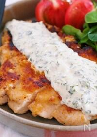 『『むね肉 de タルタルチキンソテー』#卵不使用』