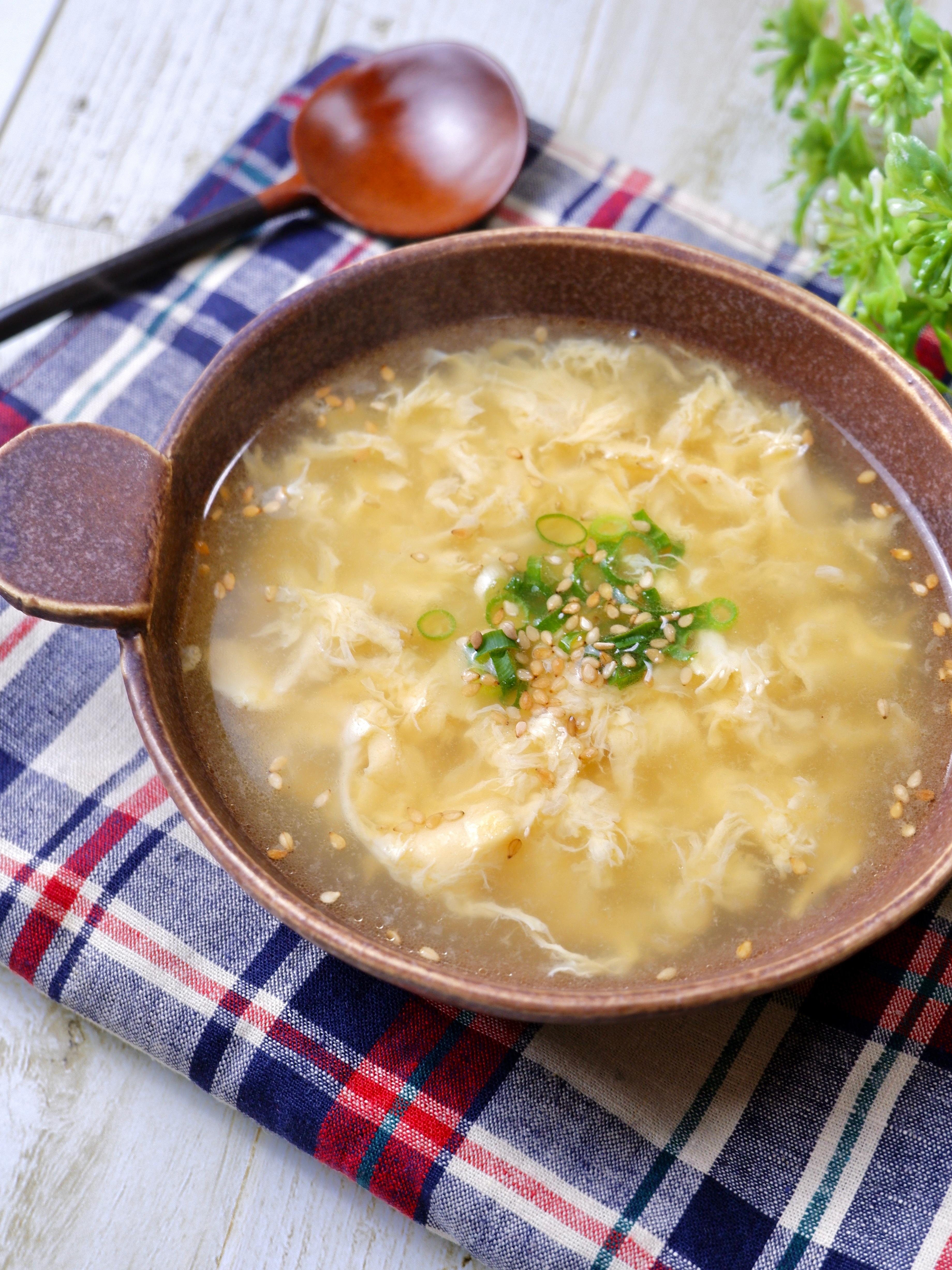 スープ 正味 シャンタン