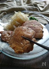 『がっつりスタミナ+healthy♪豚ヒレ肉のやわらかグリル〜』