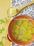 じんわり。ズッキーニとツナの塩麹スープ
