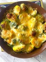 ⭐️芽キャベツのこんがりチーズ焼き