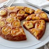 フライパンで*簡単チョコバナナパンケーキ