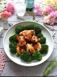 鶏むね肉のスイチリマヨ炒め