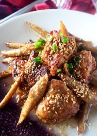 『大満足!ボリューム鶏ごぼう【下味冷凍の鶏もも肉・作り置き】』