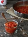 焼き野菜のトマトソース